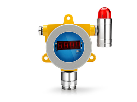 制药厂恶臭气体TVOC,H2S,NH3在线监测预处理系统